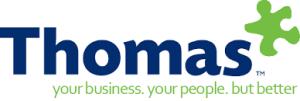 Partners - logo bij Thomas International